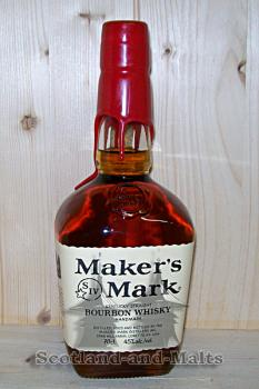 Makers Mark - Kentucky Straight Bourbon Whisky