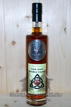 Irish Jewel Whiskey Liqueur - Likör mit irischem Whiskey