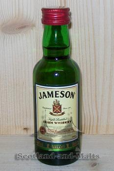 Jameson Irish Whiskey - Miniatur