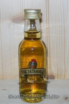 The Irishman - Irish single Malt Whiskey - Miniatur