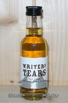 Writers Tears - Pot Still Irish Whiskey - Miniatur