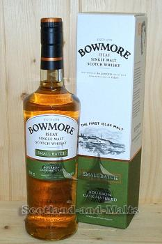 Bowmore small Batch - Bourbon Cask Matured