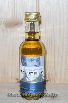 Arran Robert Burns - Blended Whisky - Miniatur