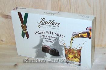 Irish Whiskey Truffles mit Irish Whiskey von Butlers