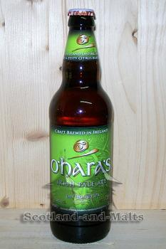 Irish Pale Ale 5,2% Dry Hopped IPA - oHaras IPA brewed in Ireland