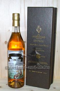 Glen Mhor 1976 21 Jahre mit 43% - Limited Edition Donald Harts 50 Years in the Industry
