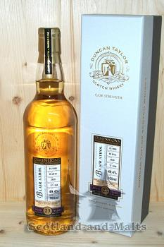 Blair Athol 1989 - 23 Jahre Oak Cask No. 2929 mit 49,4% - Duncan Taylor New Dimension