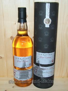 Linkwood 1997 - 17 Jahre Bourbon Hogshead + Sherry Finish No. 7179 - 56,5%