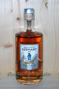 Säntis Malt - Edition Germany No.2 Gently Peated - Swiss Highlander Whisky