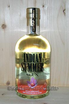 Indian Summer Saffron Infused Gin - Bottled By Duncan Taylor