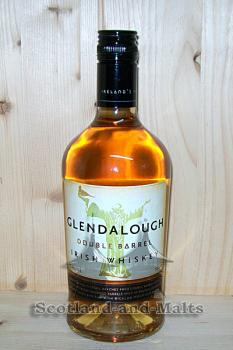Glendalough Double Barrel - irish single Grain Whiskey