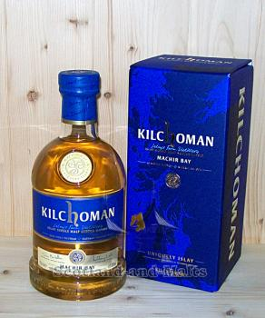 Kilchoman Machir Bay - Islay single Malt scotch Whisky