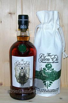 Glen Els Künstler Collection 2 - 3 bis 7 Jahre Malaga Casks - Gently Woodsmoked