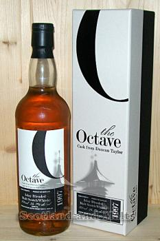 Islay Blended Malt Scotch Whisky 1997 - 16 Jahre - Octave Cask No: 988165 mit 54,7% - Duncan Taylor