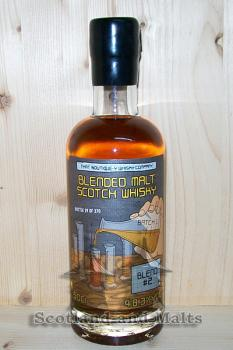 Blended Malt #2 Batch 1 - 48,3% That Boutique-y Whisky Company