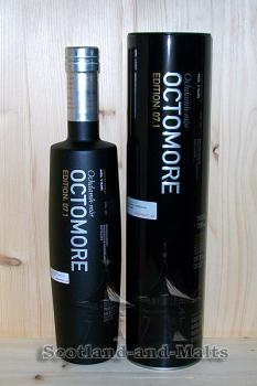 Octomore Edition 07.1 - 208 PPM mit 59,5% vol