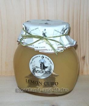 Lemon Curd - Zitronencreme Brotaufstrich von Mrs. Bridges