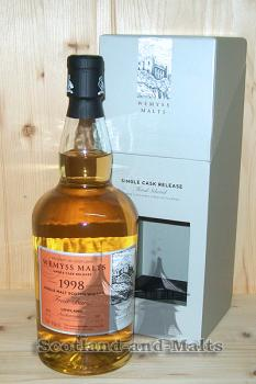Auchentoshan 1998 / 2015 - Fruti Burst - 17 Jahre Bourbon Barrel mit 46,0% von Wemyss Malts - single Malt scotch Whisky