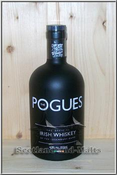 The Pogues - The official Irish Whiskey of the legendary Band