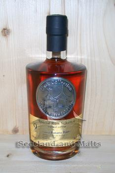 Panama Limited Rum 2006 - 9 Jahre 58,5% - single Cask Rum