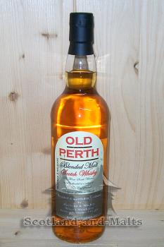 Old Perth No: 3 Release - Blended Malt Scotch Whisky