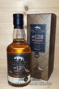Wolfburn No. 128 small Batch Release - single Malt scotch Whisky - Wulfburn Distillery