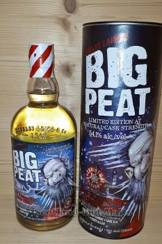 Big Peat Christmas Edition 2017 mit 54,1% - Islay Blended Malt Whisky Douglas Laing (Ardbeg, Caol Ila, Bowmore, Port Ellen und ...)
