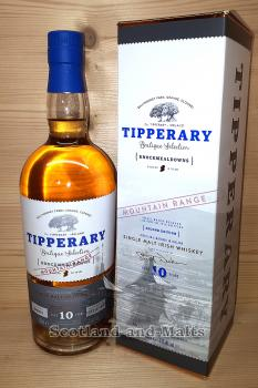 Tipperary Knockmealdowns 10 Jahre Single Malt Irish Whiskey mit 47%