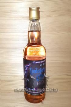 Lindisfarne Pink Mead - from St. Aidan's winery of Holy Island - Honigwein aus England