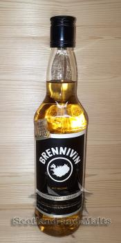 Brennivin Winter Edition 2017 - The Original Icelandic Spirit - Sherry and Bourbon Cask Aquavit - Kümmel Schnaps aus Island