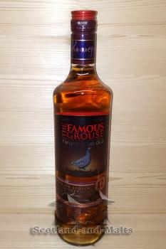 Famouse Grouse 12 Jahre mit 40,0% - Blended Scotch Whisky