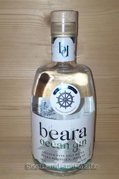 Beara Ocean Gin - Irish Gin infused with Salt Water mit 43,3%