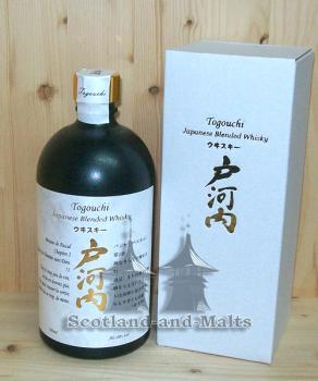Togouchi - Japanese Blended Whisky / Sample ab