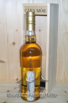 Tamnavulin 1991 - 24 Jahre Hogshead No. 1139 mit 50,6% - Carn Mor Celebration of the Cask