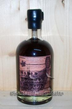 Maple Whiskey Liqueur - Whiskey Likör mit Ahornsirup