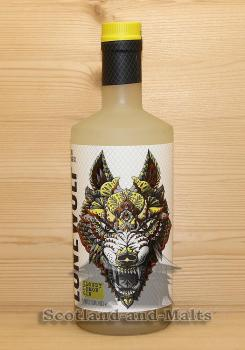 Lonewolf Cloudy Lemon Gin - Scottish Gin from Brewdog Distilling Co. mit 40,0% - Gin aus Schottland