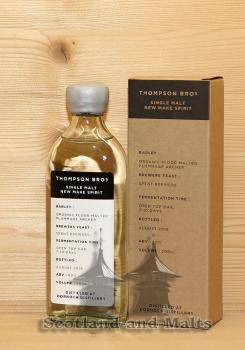 Dornoch single Malt New Make Spirit 2019 mit 60,0% - Highland single Malt New Make