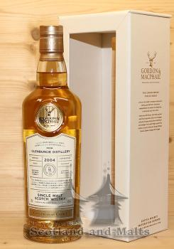 Glenburgie 2004 - 14 Jahre 4 First Fill Bourbon Barrels mit 46,0% - single Malt scotch Whisky von Gordon & MacPhail
