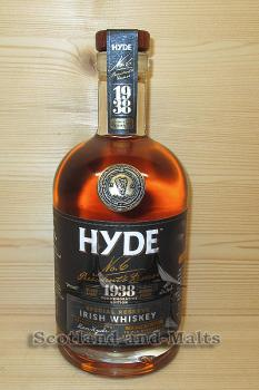 Hyde No. 6 President's Reserve - Sherry Cask Finish - 8 Jahre Special Reserve Irish Whiskey