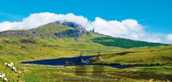 Old Man of Storr - Postkarte
