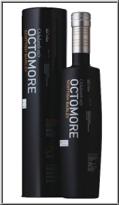 Octomore Edition 06.1 - 167 PPM - 57,0% vol