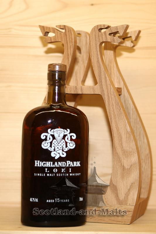 Highland Park Loki - 15 Jahre single Malt scotch Whisky mit 48,7%
