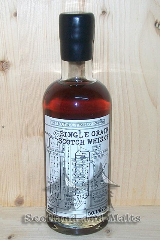 Invergordon Batch 4 (Dark Sherry Cask) - 50,1% That Boutique-y Whisky Company / Sample ab