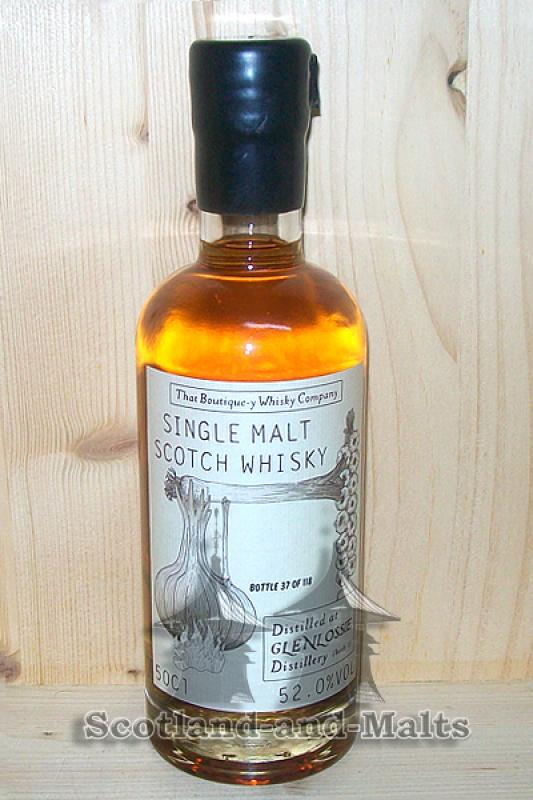 Glenlossie Batch 1 - 52,0% That Boutique-y Whisky Company