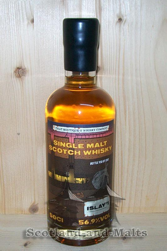 Islay #1 - Batch 1 mit 56,9% - Single Malt Scotch Whisky - That Boutique-y Whisky Company