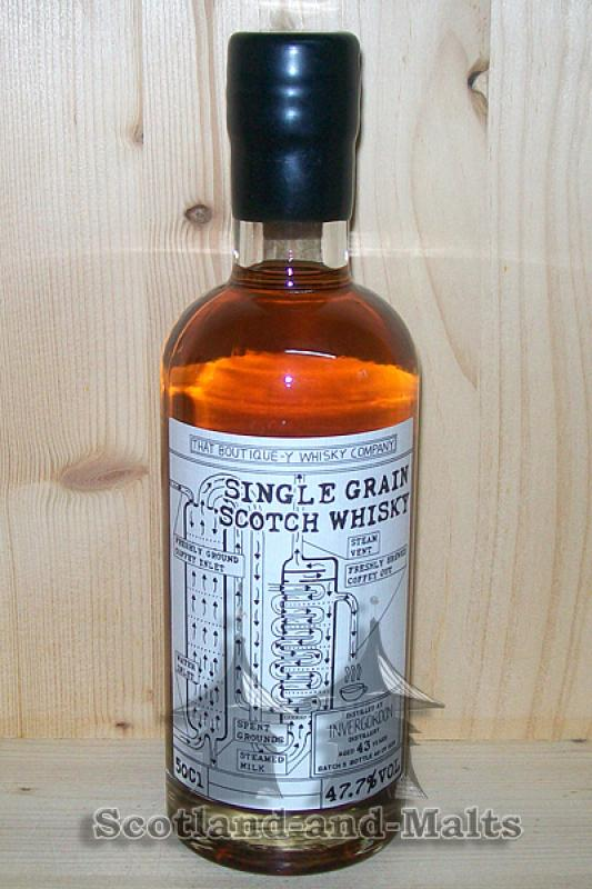 Invergordon 43 Jahre - Batch 5 mit 47,7% - That Boutique-y Whisky Company