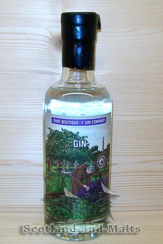 Blackwater Gin Batch 1 mit 40,0% - That Boutique-y Gin Company