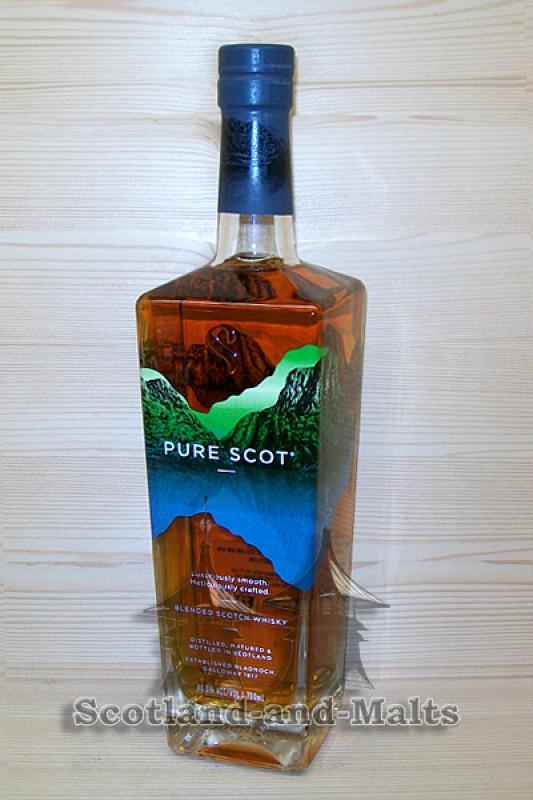 Pure Scot - Blended scotch Whisky
