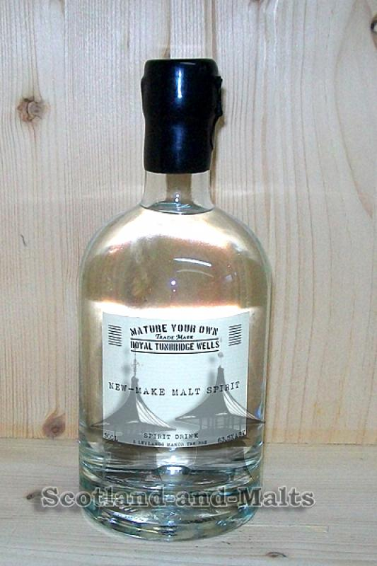 New Make - Malt Spirit mit 63,5% (Royal Tunbridge Wells)