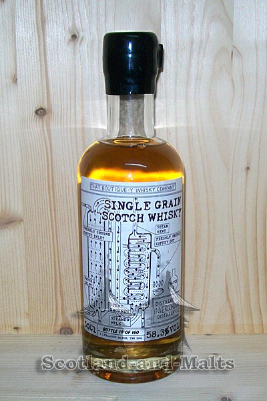 Invergordon Batch 2 - 58,3% That Boutique-y Whisky Company